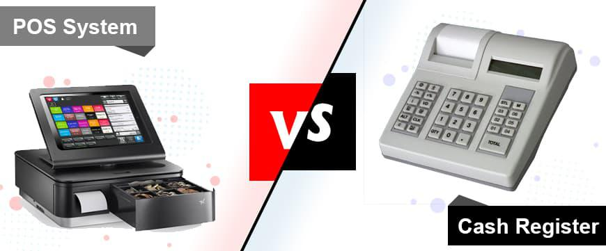 POS System v/s Cash Register: What is Best for Your Restaurant